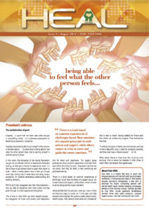 HEAL Newsletter Issue 5 pic